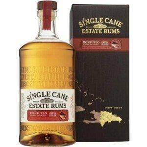 Single Cane Estate Rums Consuelo 1l 40% GB