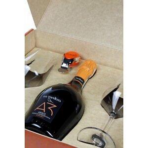 La Tordera A3 Asolo DOCG Prosecco Superiore Extra Brut 2x sklo 0,75l 11,5% GB