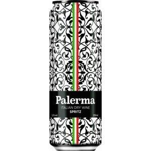 Palerma Italian Dry Wine Spritz suché 0,25l 5,8%