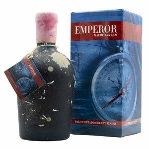 Emperor Deep Blue Edition Palo Cortado Sherry Cask Finish 13y 0,7l 40% L.E.