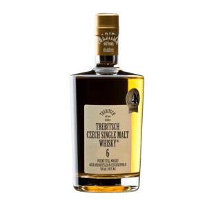 Trebitsch Czech Single Malt Whisky 6y 0,5l
