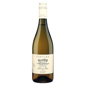 Cibulka Pinot Gris Pozdní sběr 2018 0,75l 13%