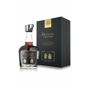 Rum Dictador 2 Masters Hardy Blend 1975 0,7l 42% / Rok lahvování 2019
