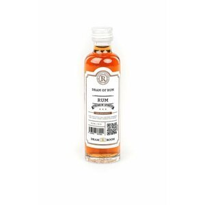 Dictador 2 Masters Hardy Spring Blend Rum 0,04l 42%
