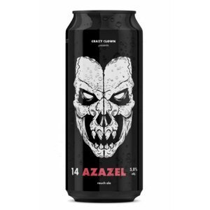Crazy Clown Azazel ALE 14° 0,5l 5,8%