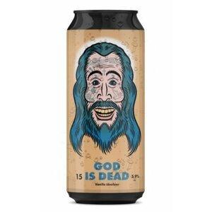 Crazy Clown God is Dead Vanilla Ale 15° 0,5l 5,9%