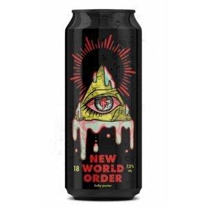Crazy Clown New World Order Salty Porter 18° 0,5l 7,5%