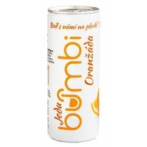 Pomerančová Limonáda BUMBI 0,25l