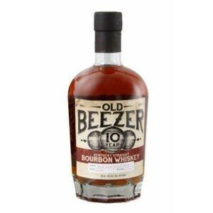 Old Beezer 10y 0,75l 45% / Rok lahvování 2014