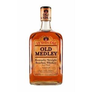 Old Medley Kentucky Straight Bourbon Whiskey 0,75l 43%