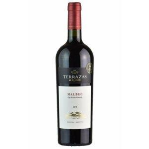 Terrazas Malbec High Altitude Vineyards 2018 0,75l 14%