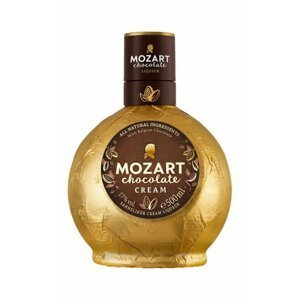 Mozart chocolate Gold Cream 0,5l 17%