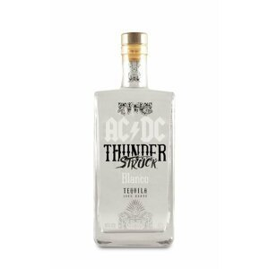 AC/DC Thunder Stuck Tequila Blanco 0,7l 40%