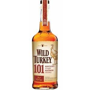 Wild Turkey 101 Proof 8y 0,7l 50,5%