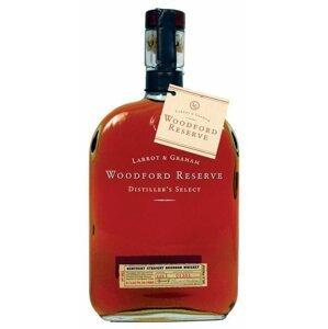 Woodford Reserve  Distiller Select 0,7l 43,2%