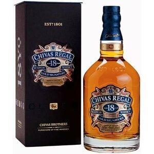 Chivas Regal 18y 1l 40% GB