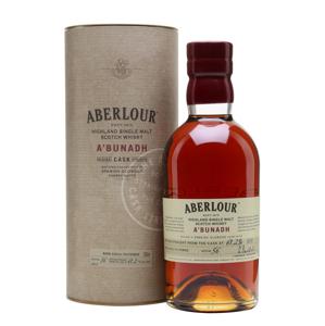 Aberlour A'Bunadh Batch No. 64 0,7l 59,9%