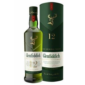 Glenfiddich 12y 0,7l 40%