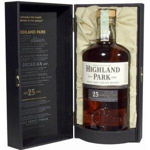 Highland Park 25y 0,7l 45,7%