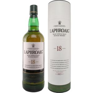 Laphroaig 18y 0,75l 48% GB