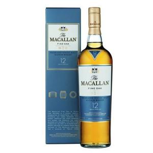 Macallan Fine Oak 12y 0,7l 40%