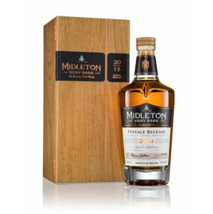 Midleton Very Rare 0,7l 40% 2018 Dřevěný box