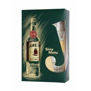 Jameson 0,7l 40% + 2x sklo GB