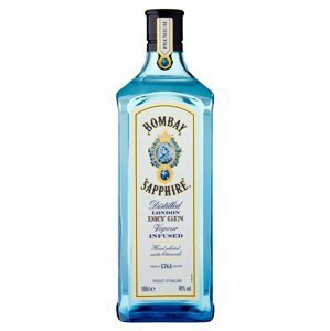 Bombay Sapphire Gin Traditional 1l 40%
