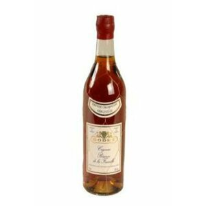 Godet Millesimes Grand Champagne ročník 1900 - dřevěná kazeta 0,7l 40%