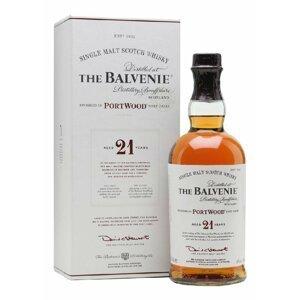 Balvenie Port Wood 21y 0,7l 40%