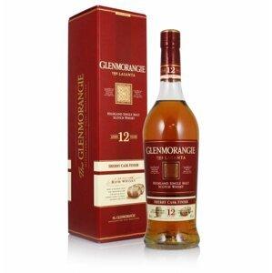 Glenmorangie Lasanta 12y 0,7l 43%