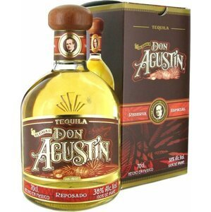 La Cava De Don Agustín Tequila Reposado 0,7l 38%
