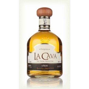 La Cava De Don Agustín Tequila Aňejo 0,7l 38%