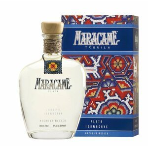 Tequila Maracame Plata 100% Agave 0,7l 40%