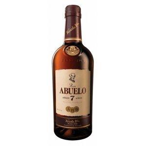 Ron Abuelo 7y 0,7l 40%