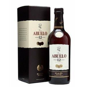 Ron Abuelo 12y 0,7l 40%