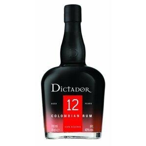 Dictador 12y 0,7l 40%