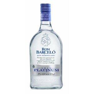 Ron Barceló Gran Platinum 0,7l 37,5%