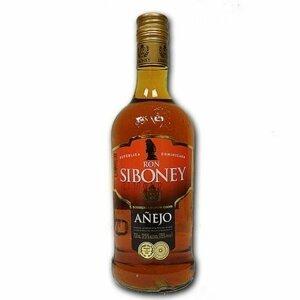 Ron Siboney Añejo 0,7l 37,5%