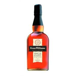 Evan Williams Single Barrel 0,7l 43,3%