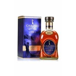 Cardhu 18y 0,7l 40%