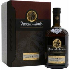 Bunnahabhain 25y 0,7l 46,3%