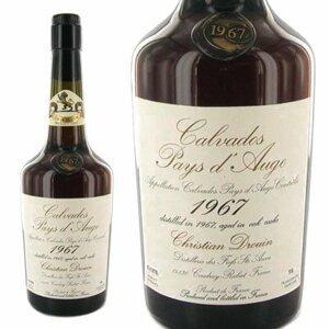 Calvados Pays d´Auge 1974 0,7l 42%