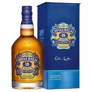 Chivas Regal 18y 0,7l 40% GB
