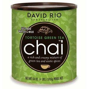 David Rio Tortoise Green Tea Chai 1814g