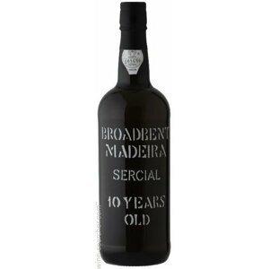 Justinos  Sercial Madeira 10y 0,75l 19%