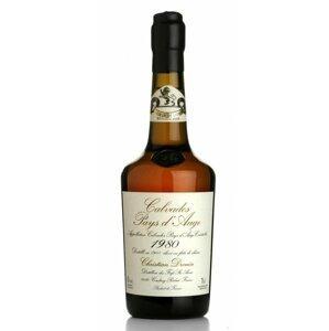 Calvados Christian Drouin Millesime 1980 0,7l 42%