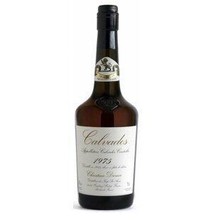 Calvados Christian Drouin Millesime 1975 0,7l 42%
