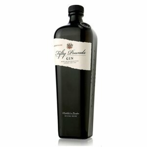 Fifty Pounds Gin Traditional 0,7l 43,5%