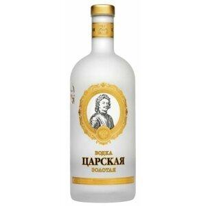 Carskaja Gold Vodka 0,7l 40%